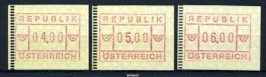 OESTERREICH ATM 1988 Nr 2 S1 postfrisch (97830)