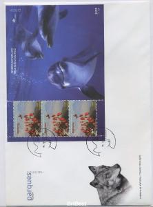 PORTUGAL 1999 FISCHE Ersttagsbrief (700028)