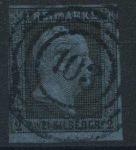 PREUSSEN 1850, Nr. 3 gestempelt (95696)