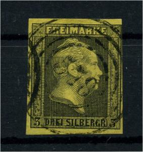 PREUSSEN 1850, Nr. 4 gestempelt (95707)