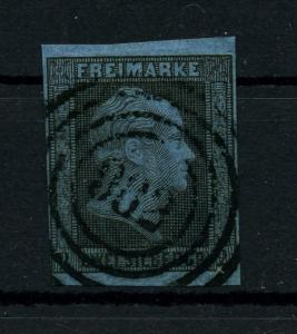 PREUSSEN 1850, Nr. 3 gestempelt (95697)