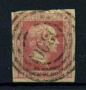 PREUSSEN 1857, Nr. 6 gestempelt (95726)