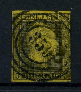 PREUSSEN 1850, Nr. 4 gestempelt (95716)