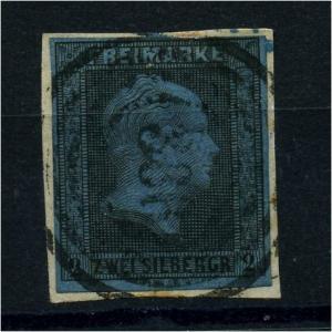 PREUSSEN 1850, Nr. 3 gestempelt (95693)