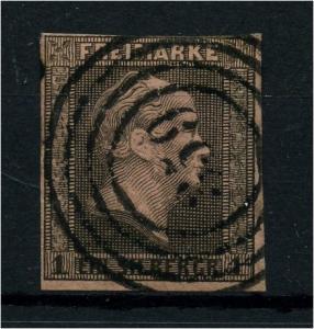PREUSSEN 1850, Nr. 2 gestempelt (95683)