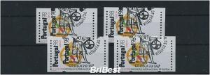 PORTUGAL 1997 ATM Nr 16 Satz S1 gestempelt (86745)