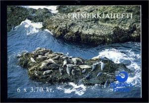 FAEROER 1992 MH 5 (100459)