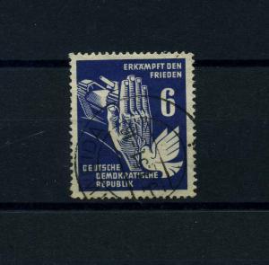 DDR 1950 Nr 276 f35 gestempelt (100971)