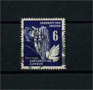 DDR 1950 Nr 276 f35 gestempelt (100972)