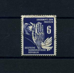 DDR 1950 Nr 276 f35 gestempelt (100975)