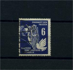 DDR 1950 Nr 276 f35 gestempelt (100976)