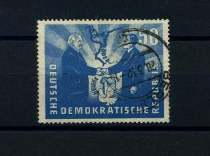 DDR 1951 Nr 285 f4 gestempelt (100983)