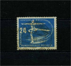 DDR 1950 Nr 247 I gestempelt (101076)