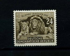 DDR 1953 Nr 397 f49 postfrisch (101137)