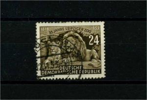 DDR 1953 Nr 397 f49 gestempelt (101138)