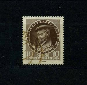 DDR 1955 Nr 497 f3 gestempelt (101229)