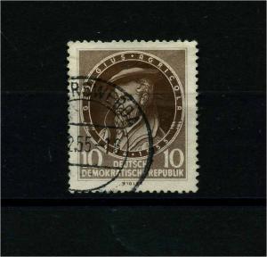 DDR 1955 Nr 497 f25 gestempelt (101236)