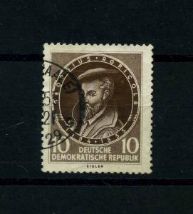 DDR 1955 Nr 497 f25 gestempelt (101237)