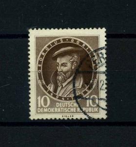 DDR 1955 Nr 497 f41 gestempelt (101247)