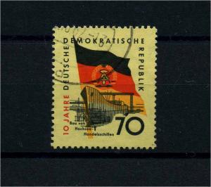 DDR 1959 Nr 730 f46 gestempelt (101842)