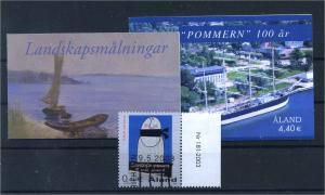 FAEROER Lot aus 2003 gestempelt (102209)