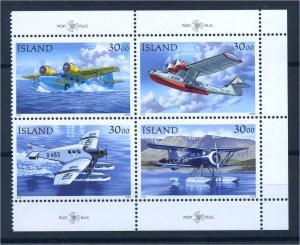 ISLAND 1993 Nr 791-794 postfrisch (102402)