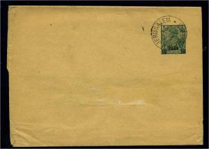 DP IN DER TUERKEI Brief/Karte (102589)
