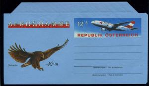 OESTERREICH 1994 Aerogramm postfrisch (102772)