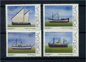 PORTUGAL 1993 Nr 1984-1987 postfrisch (102875)