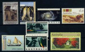 AUSTRALIEN Lot postfrisch (103162)