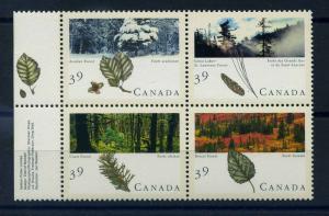 KANADA 1990 Nr 1191-1194 postfrisch (103164)
