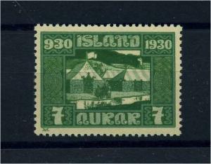 ISLAND 1930 Nr 127 postfrisch (103484)