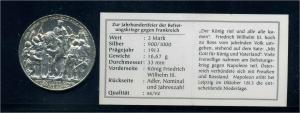 PREUSSEN 3Mark 1913 siehe Beschreibung (103564)