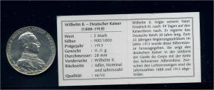 PREUSSEN 2Mark 1913 siehe Beschreibung (103566)