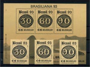 BRASILIEN Lot postfrisch (103631)