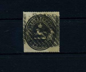 BRAUNSCHWEIG 1885 Nr 17 gestempelt (103682)