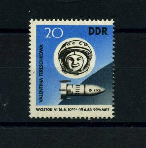 DDR 1963 Nr 970 f1 postfrisch (104016)