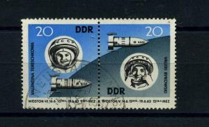 DDR 1963 Nr 970 f1 gestempelt (104018)