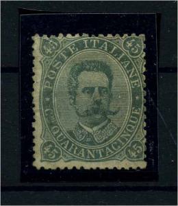 ITALIEN 1889 Nr 51 ohne Gummi (110391)