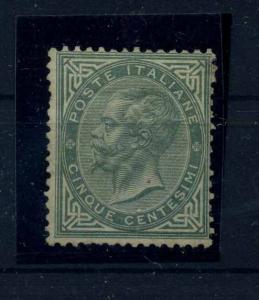 ITALIEN 1863 Nr 16 ohne Gummi (110392)
