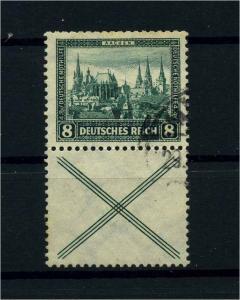 DEUTSCHES REICH 1930 ZD Nr S80 gestempelt (110565)