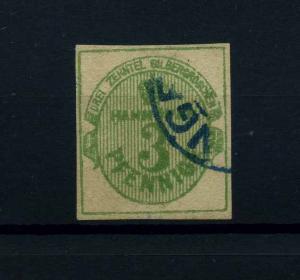 HANNOVER 1863 Nr 20 gestempelt (110680)