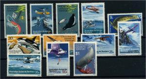 TAAF 1973 Nr 23-34 postfrisch (104474)