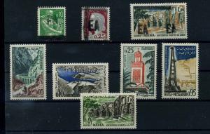 ALGERIEN Lot aus 1962 postfrisch (104499)
