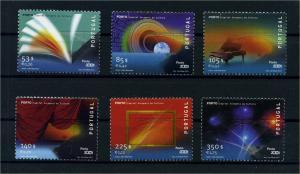 PORTUGAL 2001 Nr 2508-2513 postfrisch (104608)
