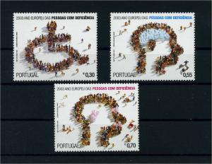 PORTUGAL 2003 Nr 2650-2652 postfrisch (104614)
