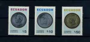 ECUADOR 1973 Nr 1616-1618 postfrisch (104652)
