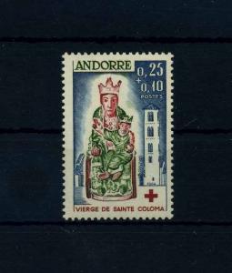 ANDORRA 1964 Nr 190 postfrisch (104654)
