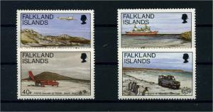 FALKLAND INSELN 1994 Nr 626-629 postfrisch (104717)