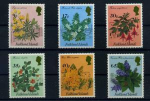 FALKLAND INSELN 1995 Nr 634-639 postfrisch (104718)